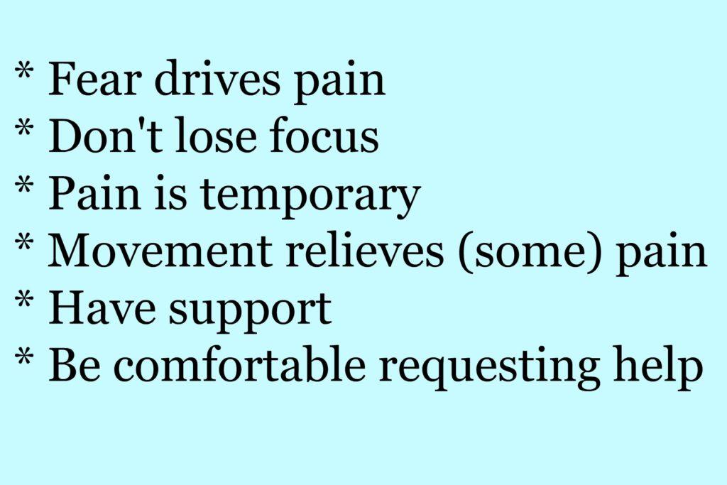tips labor without epidural #sahmplus