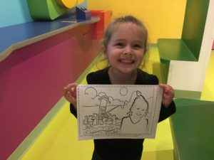 be a star of your own coloring page The Crayola Experience