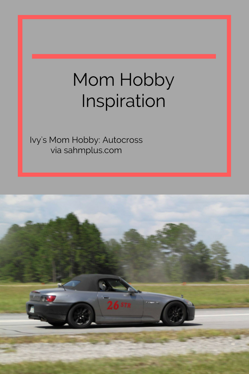 mom hobby autocross