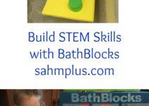 STEM skills BathBlocks