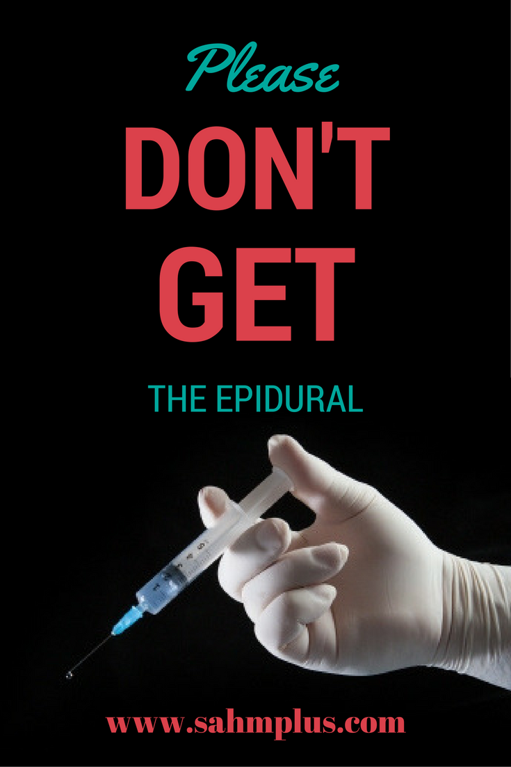 What You Should Know About the Risks of the Epidural
