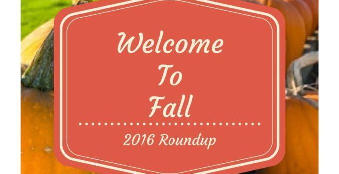 Fall post roundup