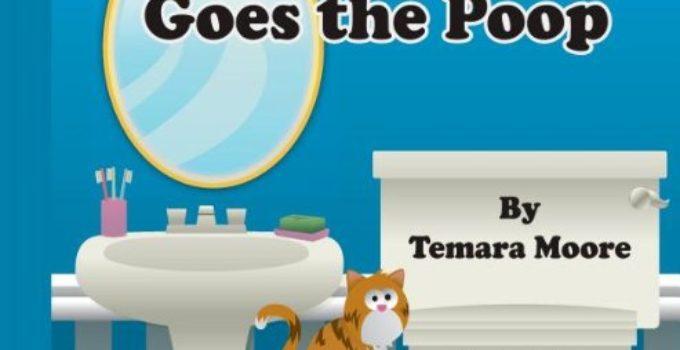 bloop bloop goes the poop potty training book review