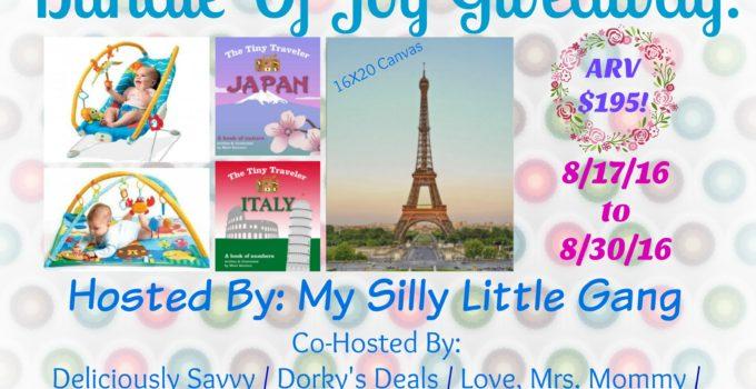 bundle of joy giveaway