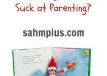elf on the shelf failed parenting