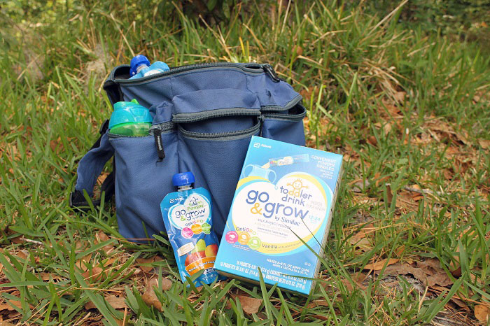 On the go nutrition when your toddler is a picky eater thanks to Go & Grow by Similac | www.sahmplus.com