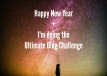 Wishing you a Happy New Year and participating in the ultimate blog challenge. Ready for 2017?