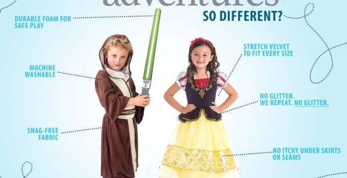 Featured image for Little Adventures dress-up clothing giveaway
