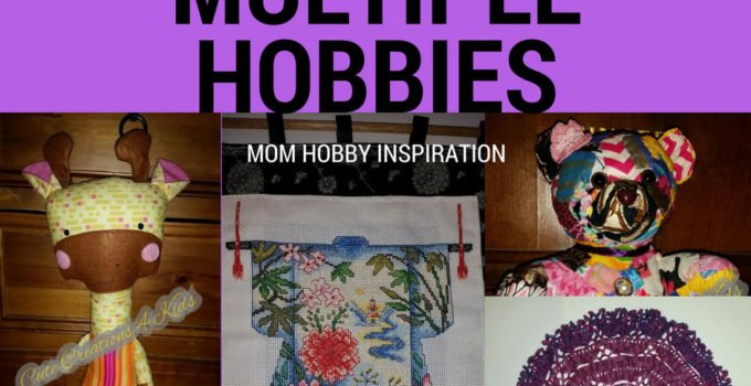 Inspiring story of a mom with multiple hobbies