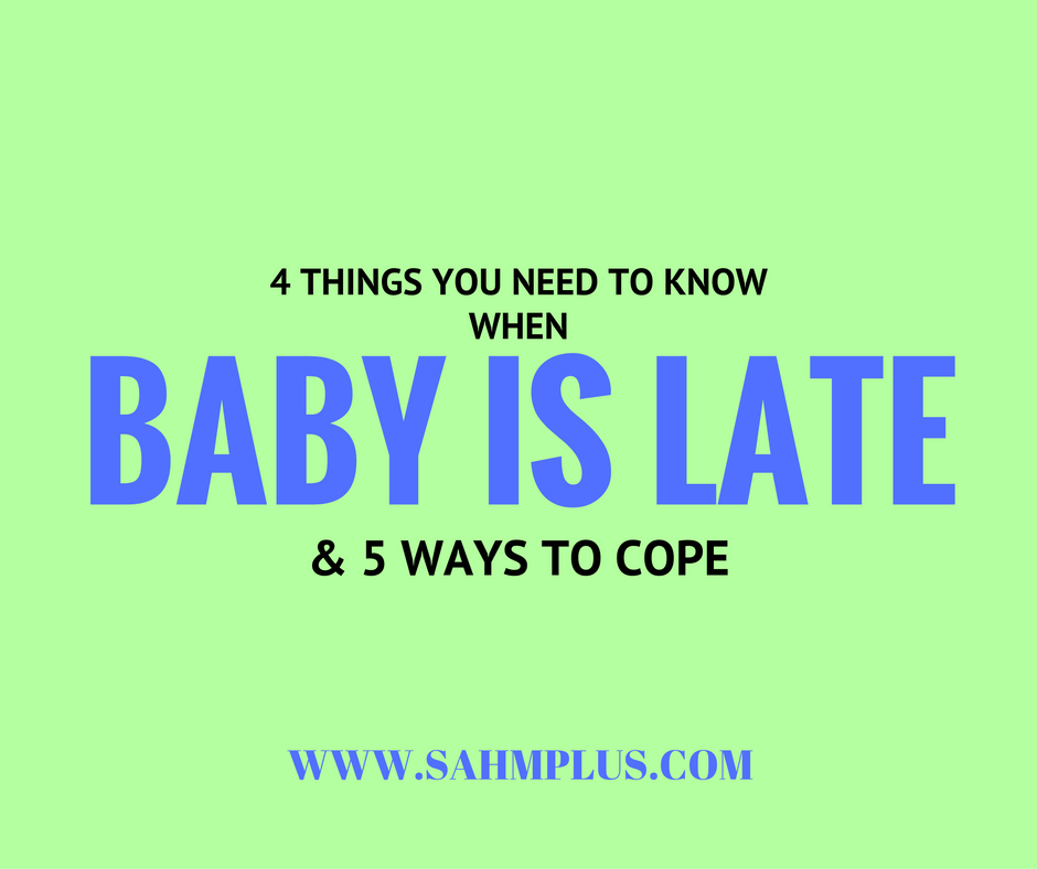 Baby is Late? How to Cope with the Disappointment