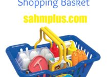 play and learn shopping basket toy review