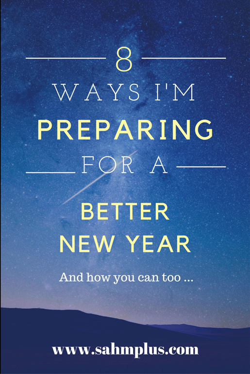 Prepare for a better New Year 2017