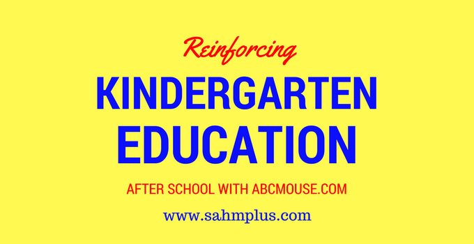Reinforcing Kindergarten education after school with ABCmouse. A review.
