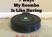 roomba like baby small