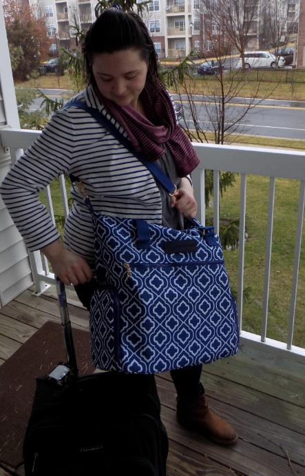 travel internationally without baby - pumping for the EBF mom on travel via Baby Castan on Board